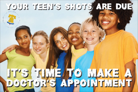 Postcard The Teen Health And 17